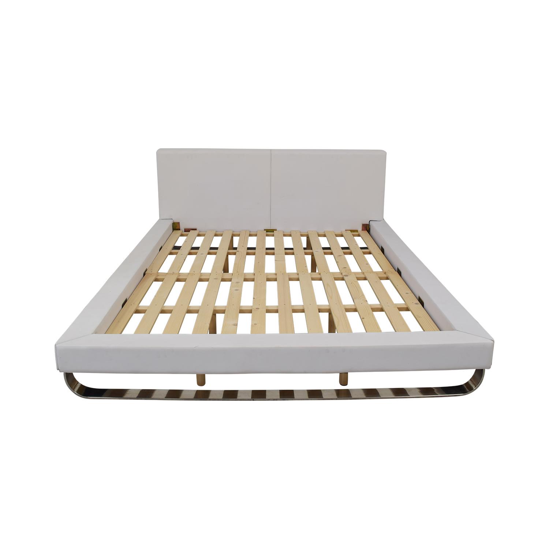 buy Modloft Garatang Platform Queen Bed Modloft