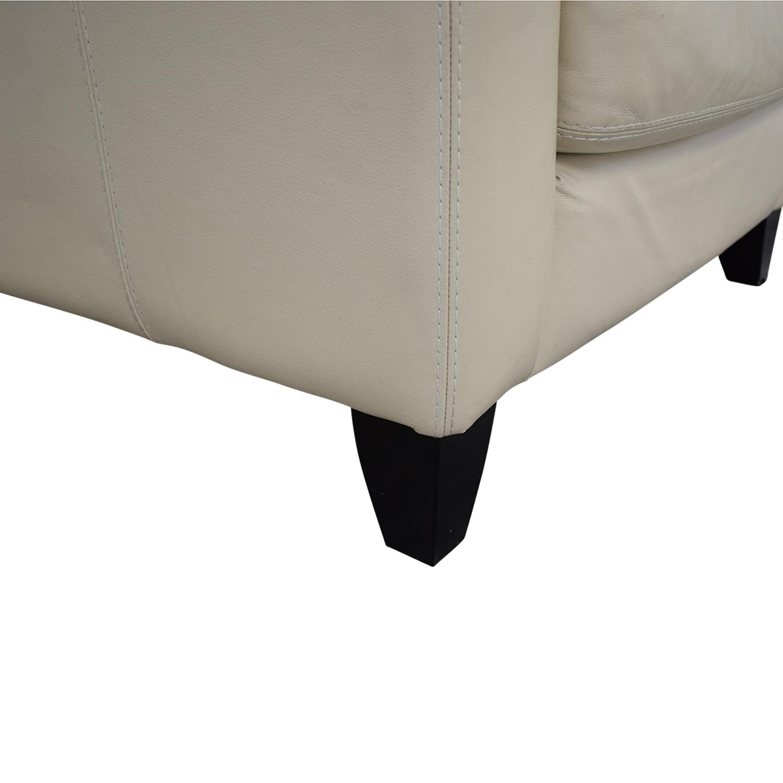 Macy's Macy's Leather Armchair price