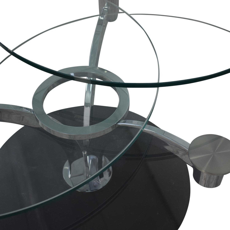 Jensen-Lewis Trillo Motion Coffee Table dimensions