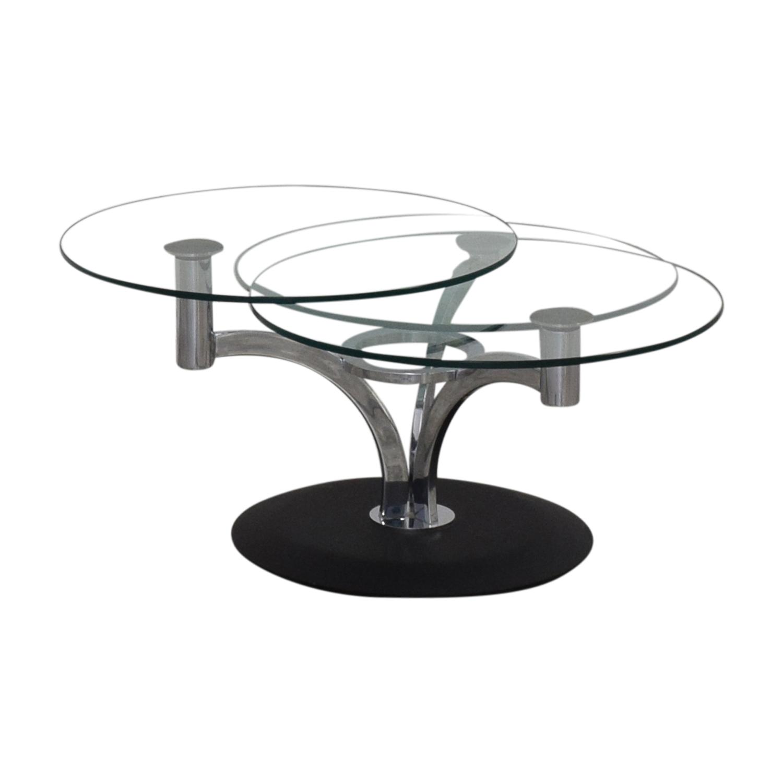 Jensen-Lewis Trillo Motion Coffee Table nj