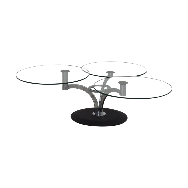 Jensen-Lewis Trillo Motion Coffee Table coupon