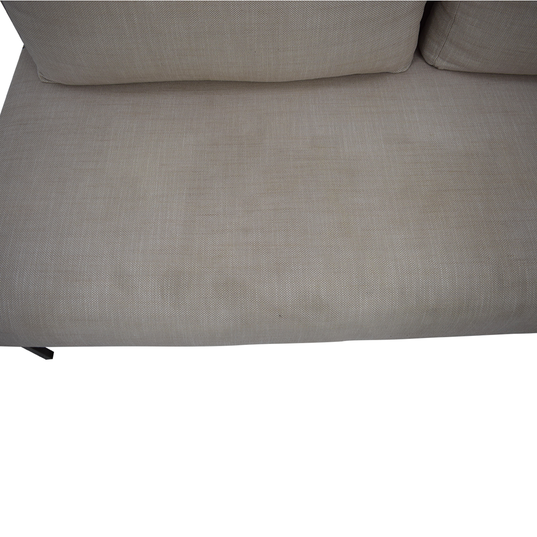 buy Room & Board Convertible Sleeper Sofa Room & Board