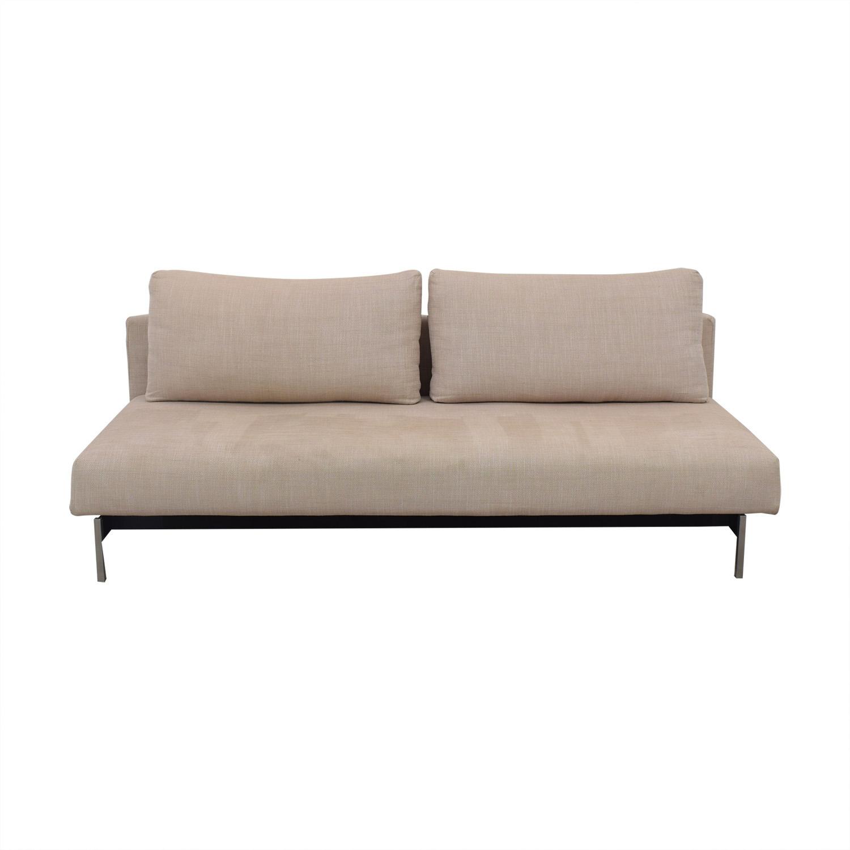 46% OFF - Room & Board Room & Board Convertible Sleeper Sofa / Sofas