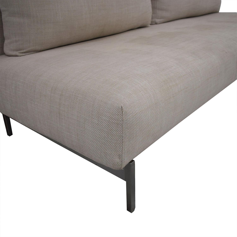 buy Room & Board Convertible Sleeper Sofa Room & Board Sofa Beds
