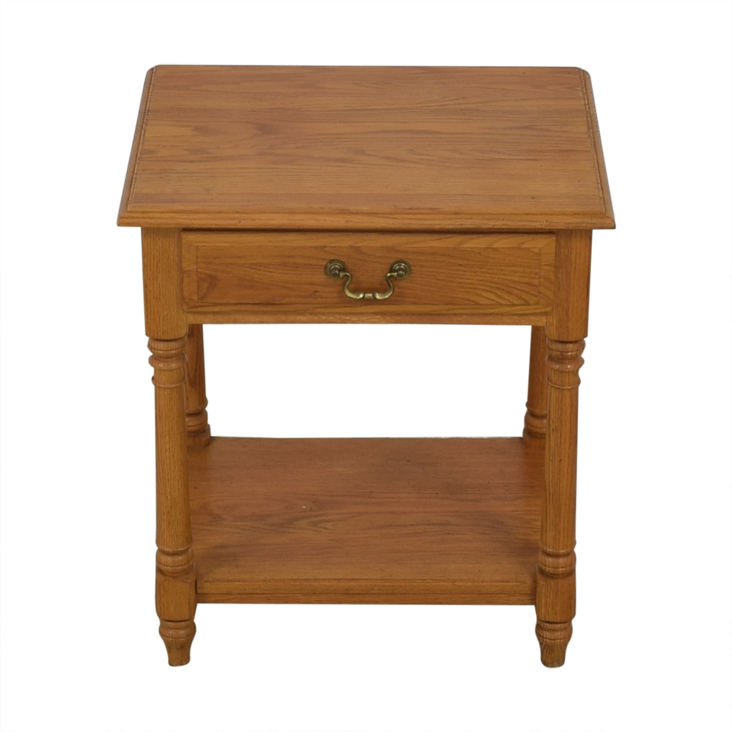 Cool 65 Off Ethan Allen Ethan Allen Canterbury Night Stand Tables Download Free Architecture Designs Scobabritishbridgeorg