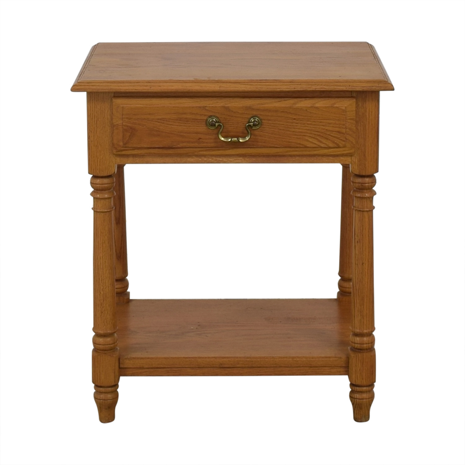 shop Ethan Allen Canterbury Night Stand Ethan Allen End Tables