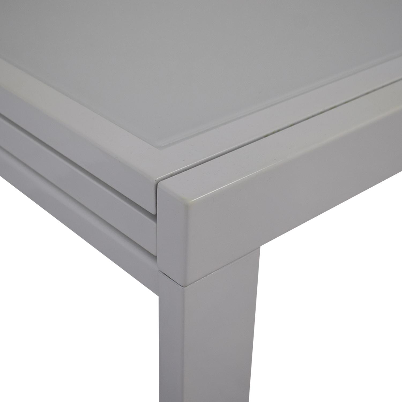 Effezeta Effezeta Duo Extending Table white