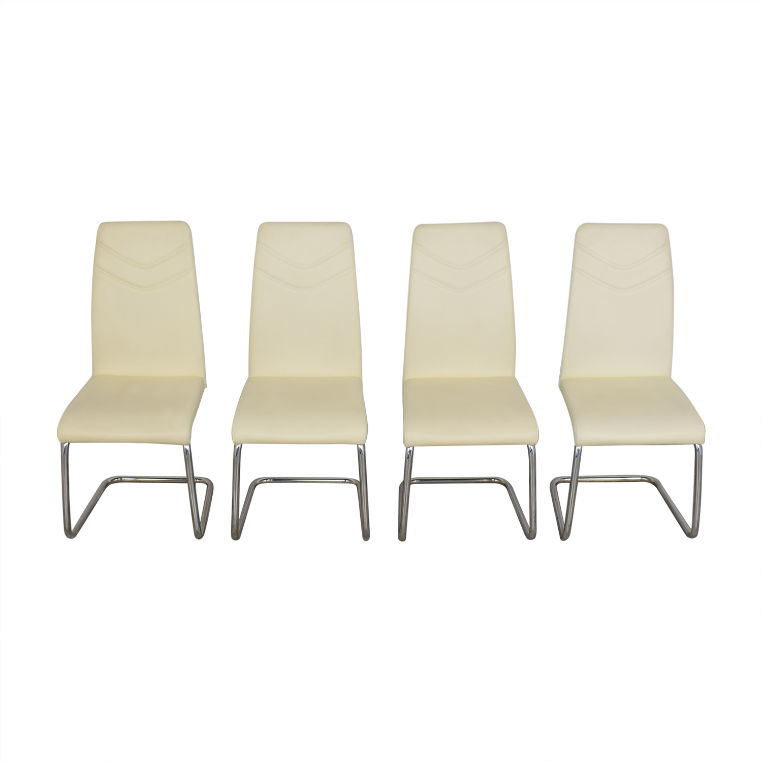 shop Effezeta Leather Dining Chairs Effezeta