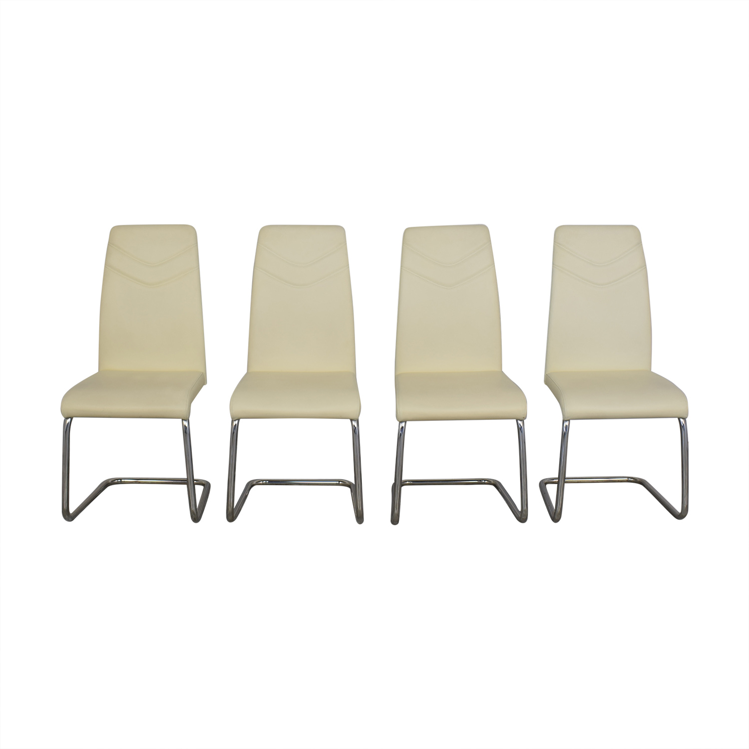 Effezeta Leather Dining Chairs sale