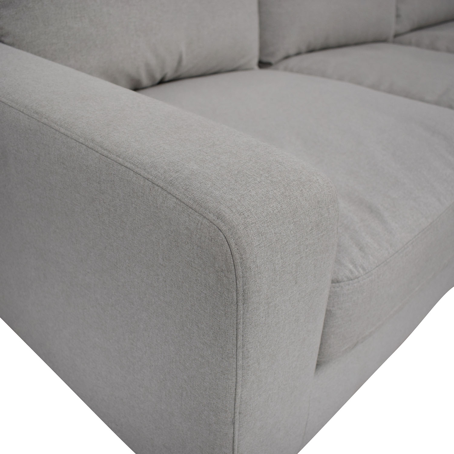 buy Interior Define Sloan Sectional Sofa with Chaise Interior Define