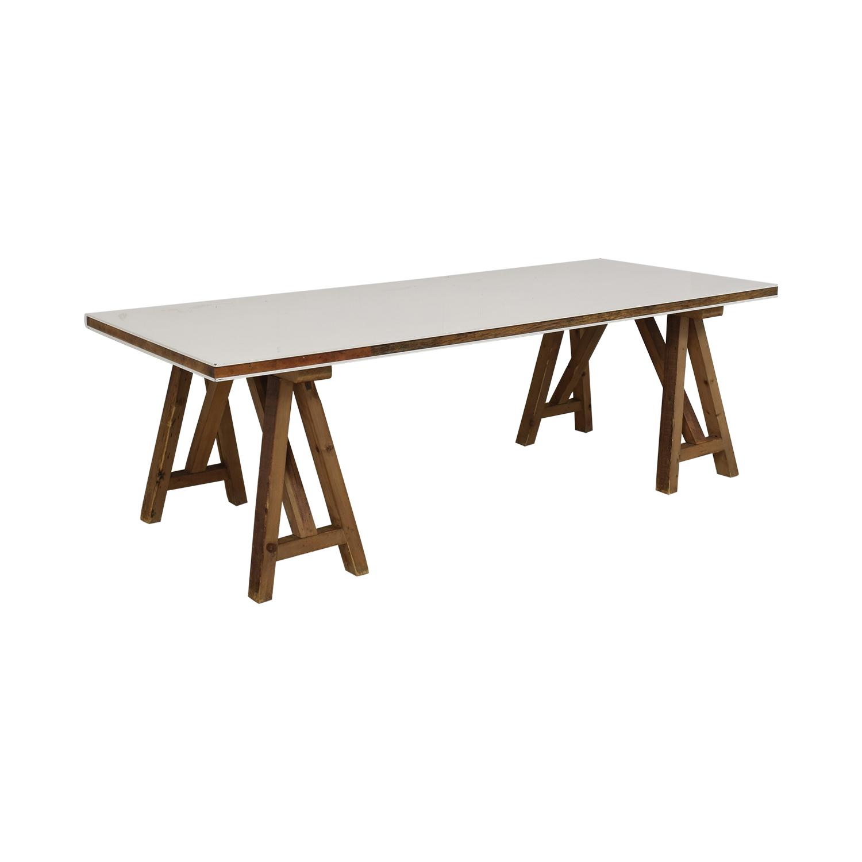 Safavieh Safavieh Kirby Pinewood Dining Table on sale