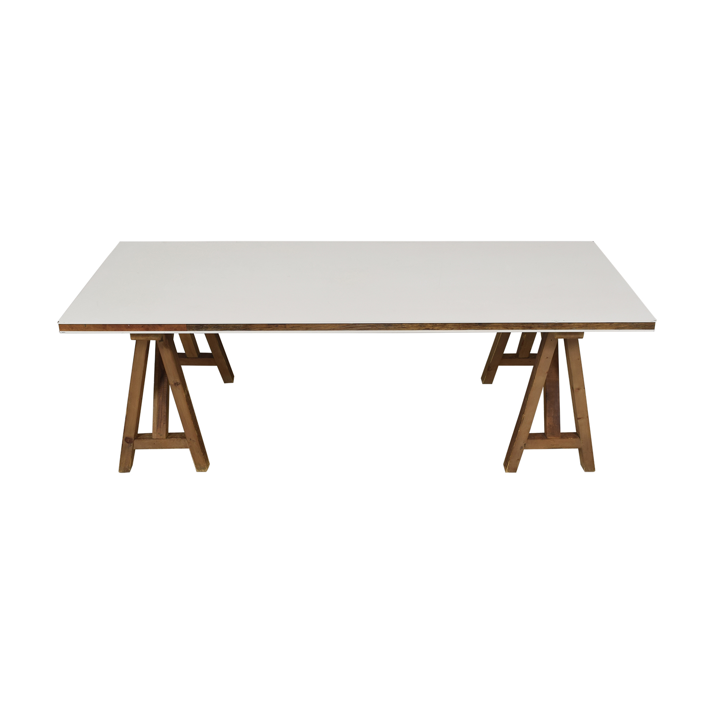 Safavieh Safavieh Kirby Pinewood Dining Table Tables