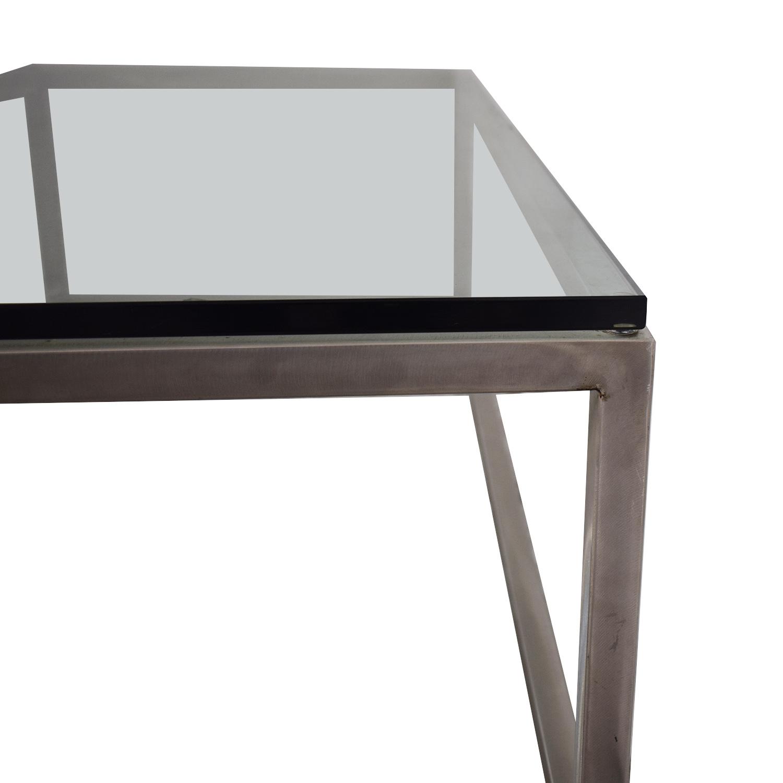 Crate & Barrel Crate & Barrel Era Rectangular Coffee Table dimensions