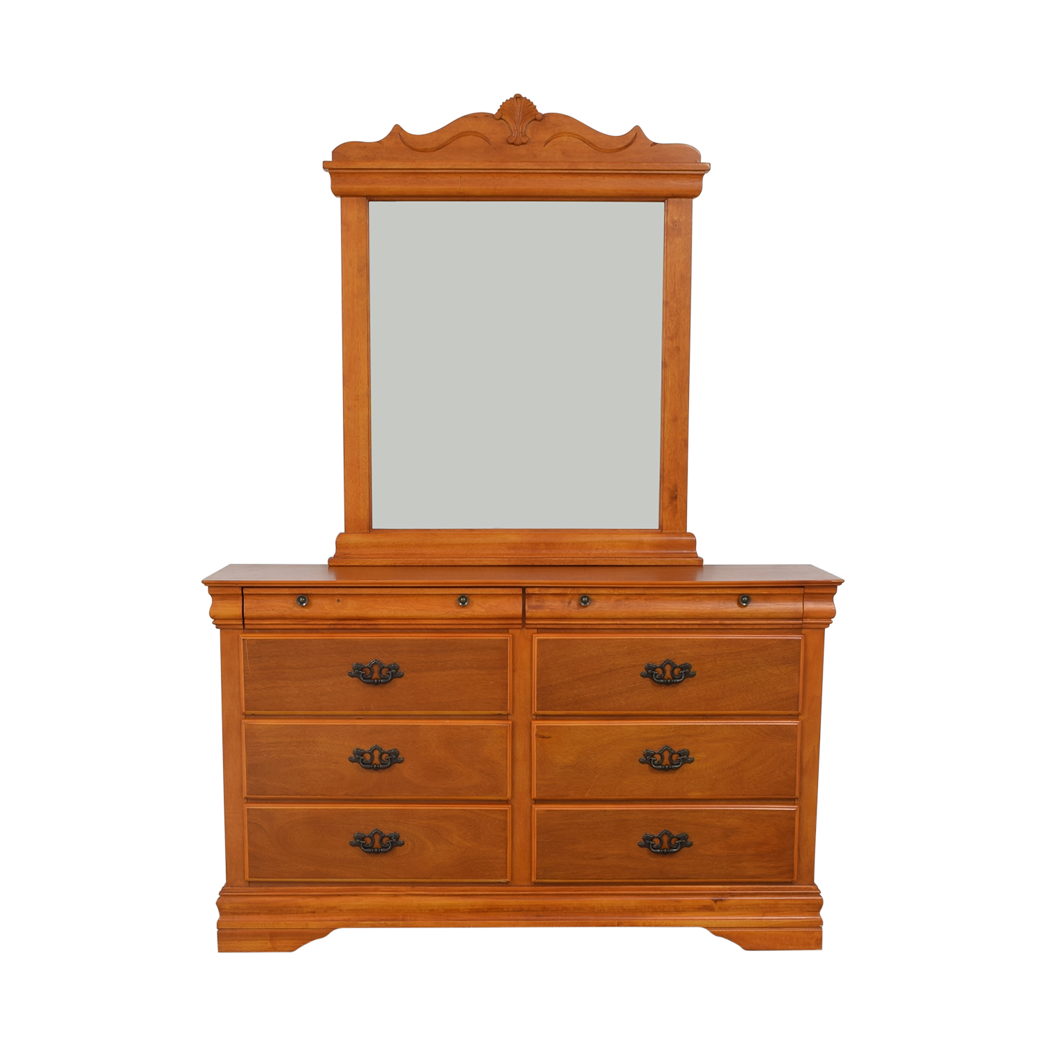 Gothic Cabinet Craft Gothic Cabinet Craft Dresser with Mirror on sale