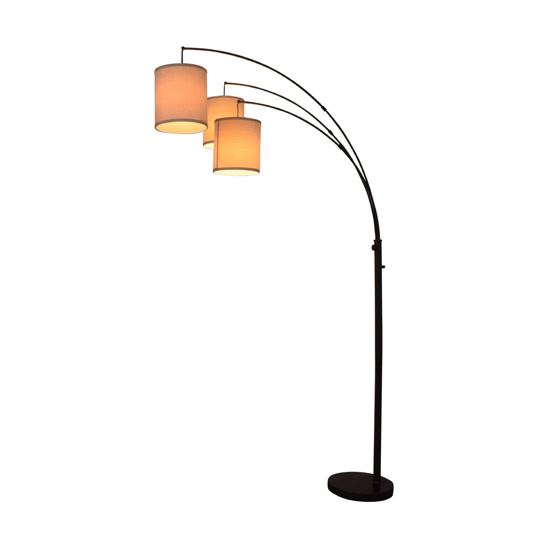 buy Ballard Designs Helene Arc Floor Lamp Ballard Designs