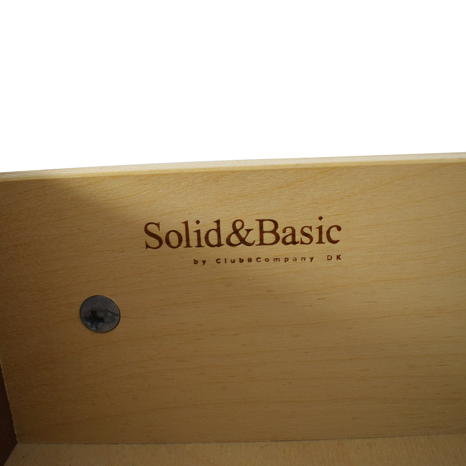 Solid & Basic Solid & Basic Double Dresser for sale