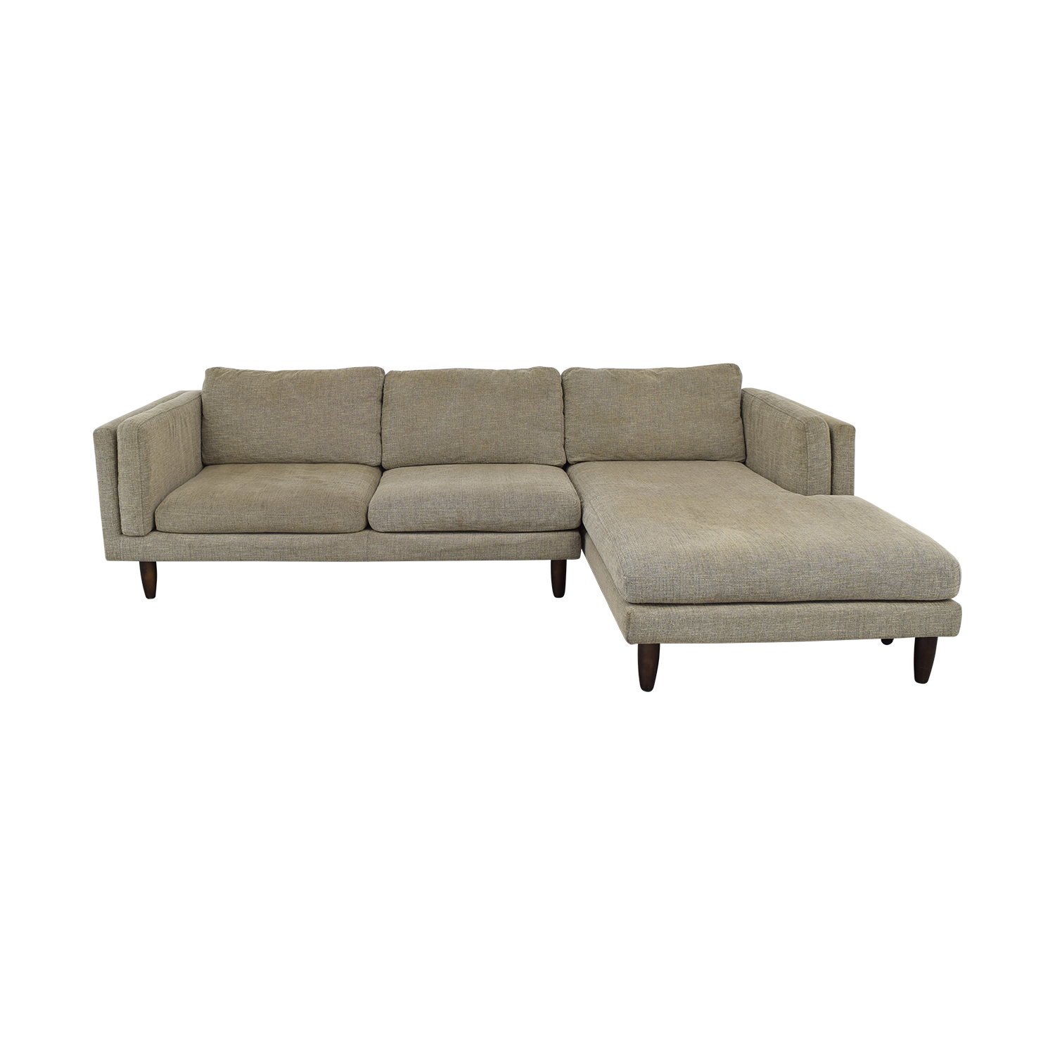Jason Furniture Chaise Sectional Couch price