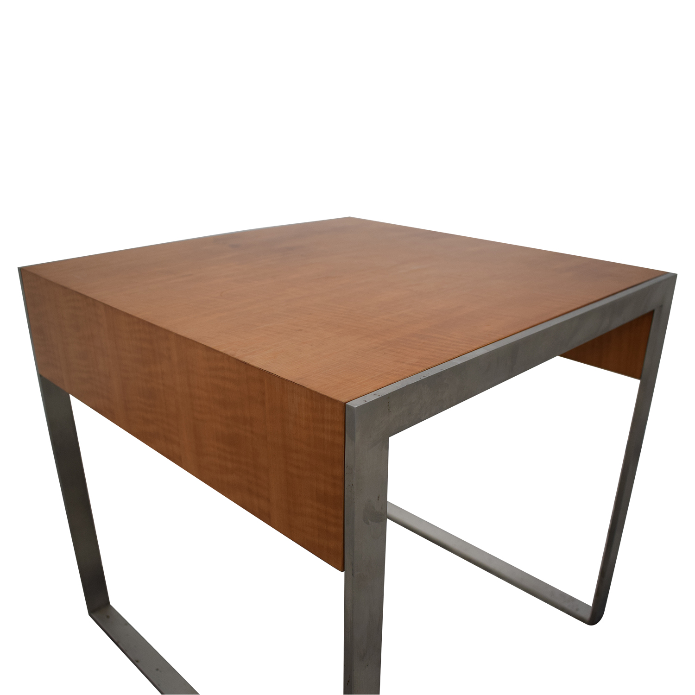 Bernhardt Bernhardt Square Occasional Side Table End Tables