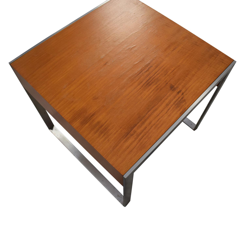 Bernhardt Bernhardt Square Occasional Side Table on sale