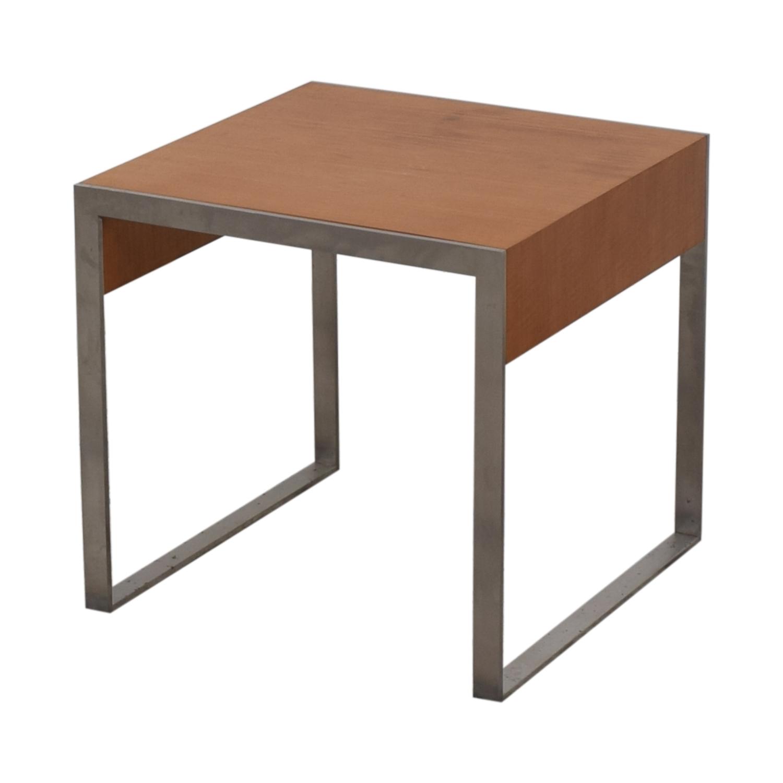 buy Bernhardt Square Occasional Side Table Bernhardt Tables