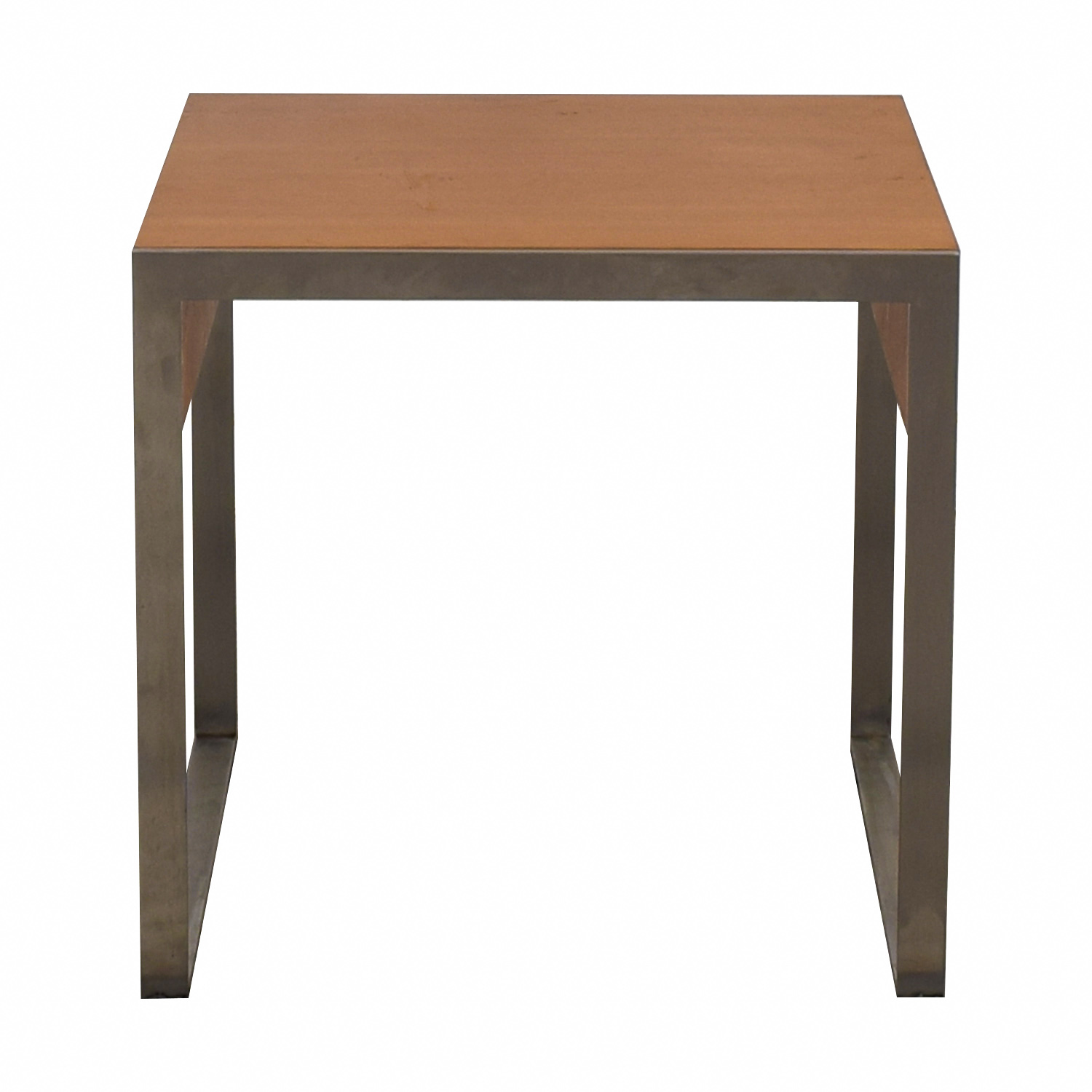 Bernhardt Square Occasional Side Table / Tables