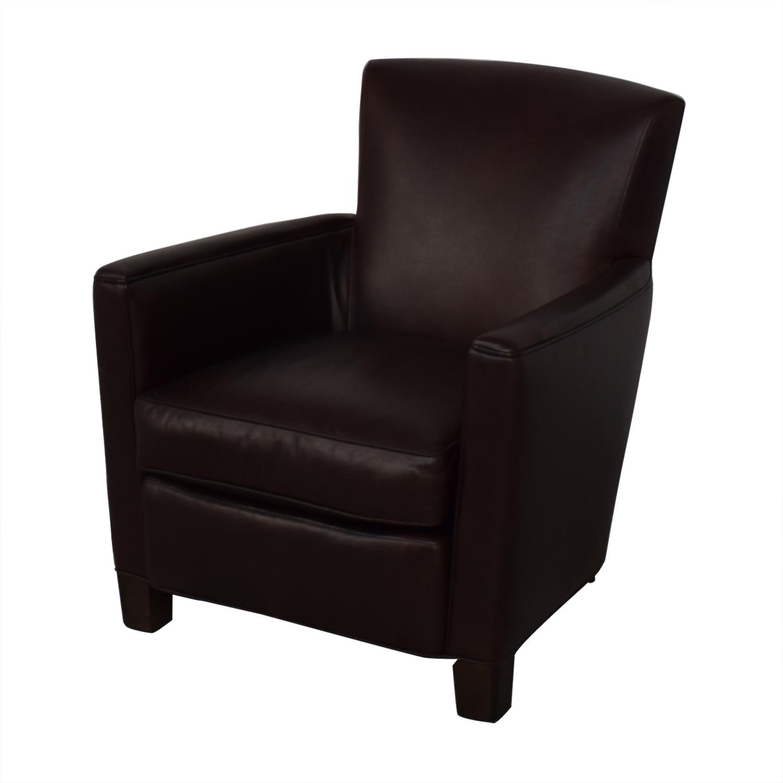 Crate & Barrel Crate & Barrel Briarwood Club Chair second hand