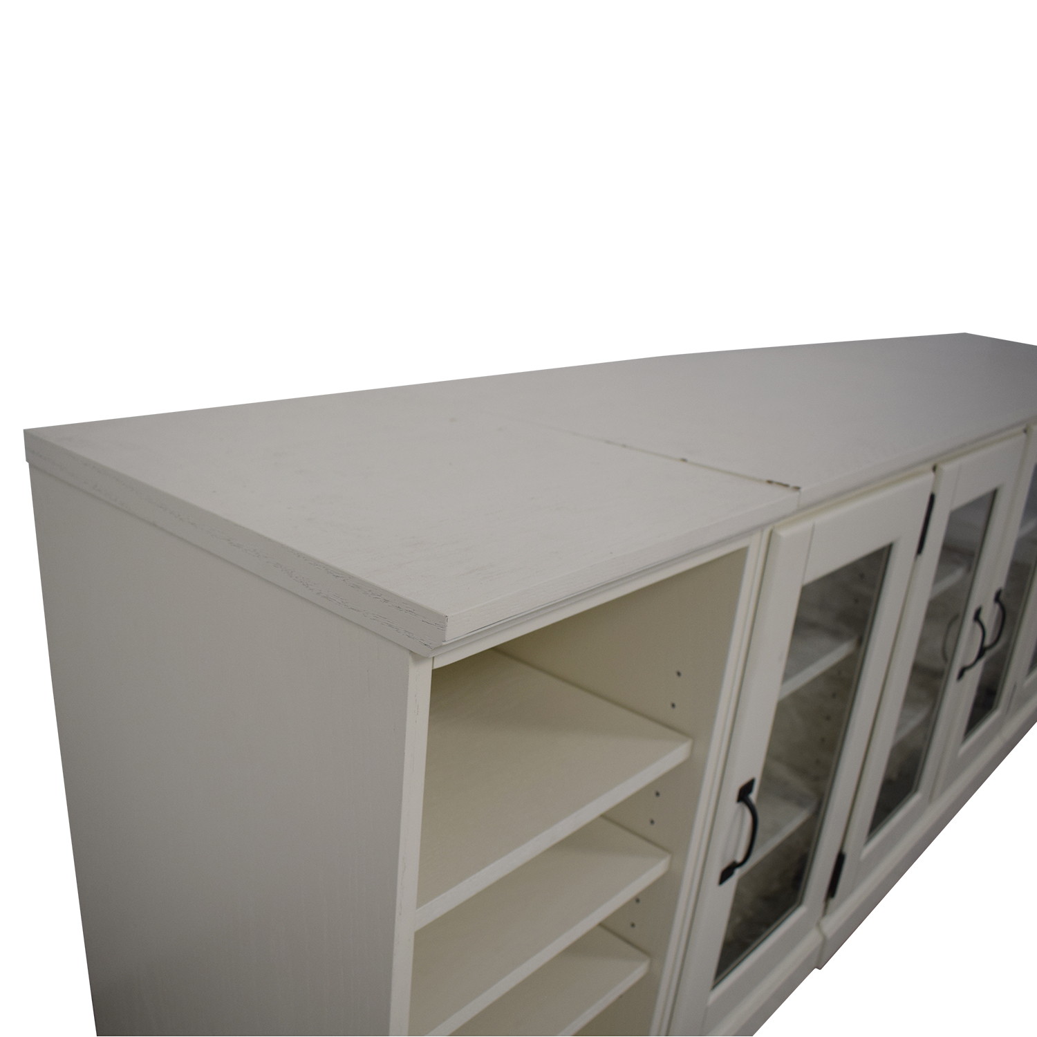 Pottery Barn Pottery Barn Media Unit on sale