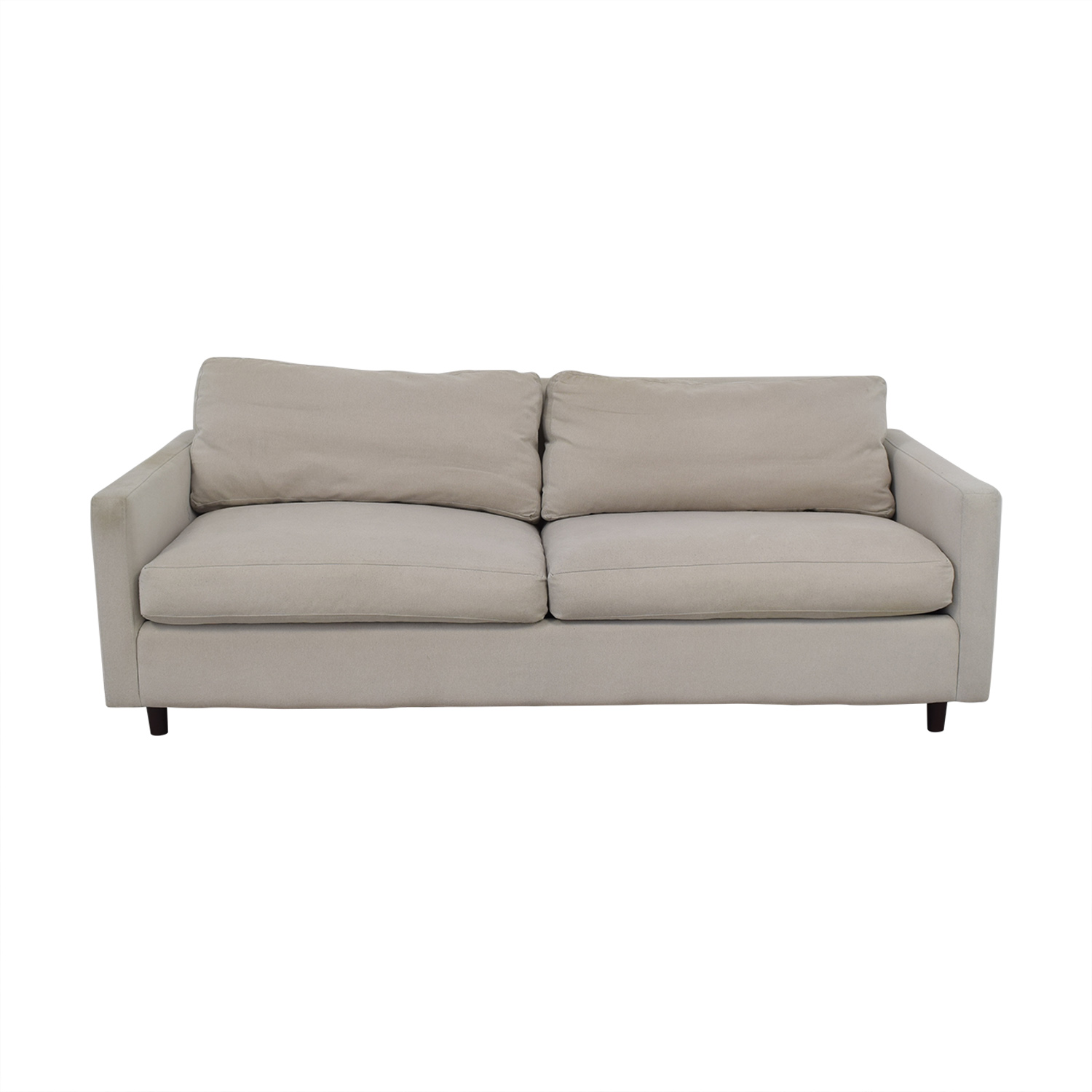Room & Board Room & Board Easton Sofa light grey