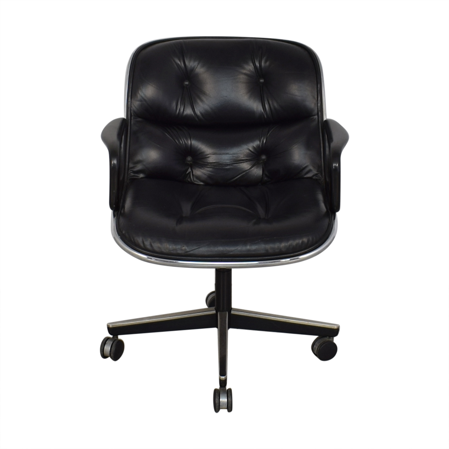 buy Knoll Pollock Executive Chair Knoll Home Office Chairs