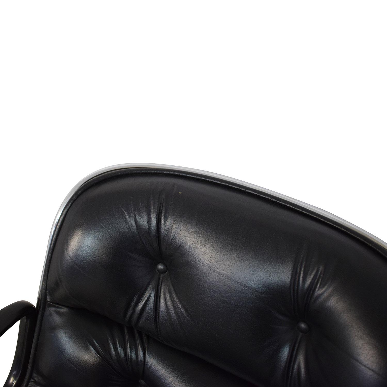 shop Knoll Pollock Executive Chair Knoll Chairs