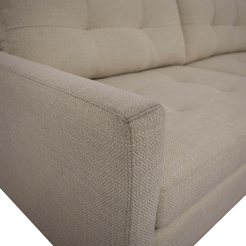 buy Macy's Nari Fabric Tufted Sofa Macy's Classic Sofas