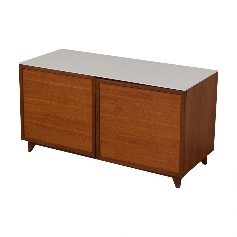 Custom Mid Century Style Sideboard