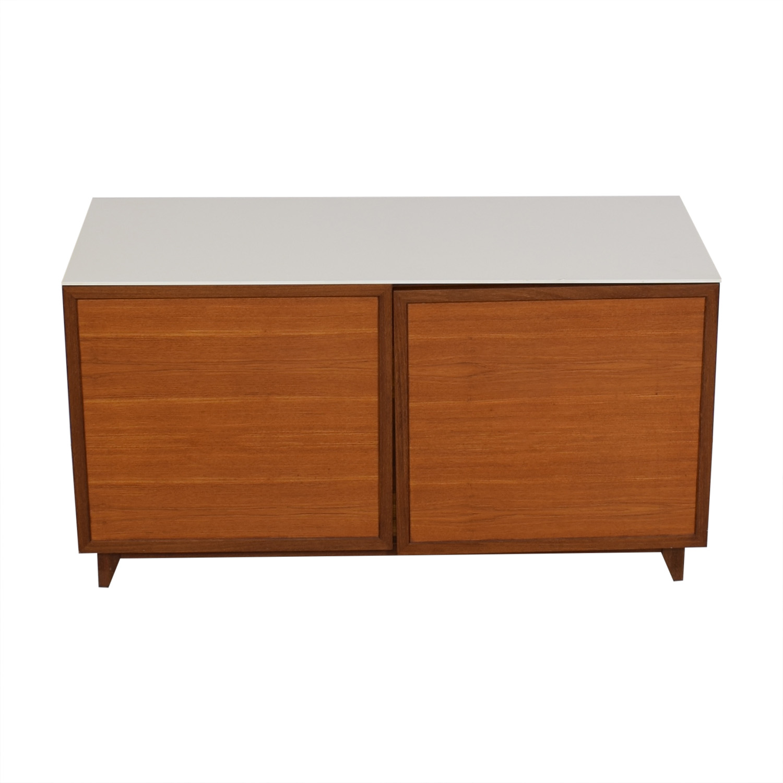Custom Mid Century Style Sideboard nj