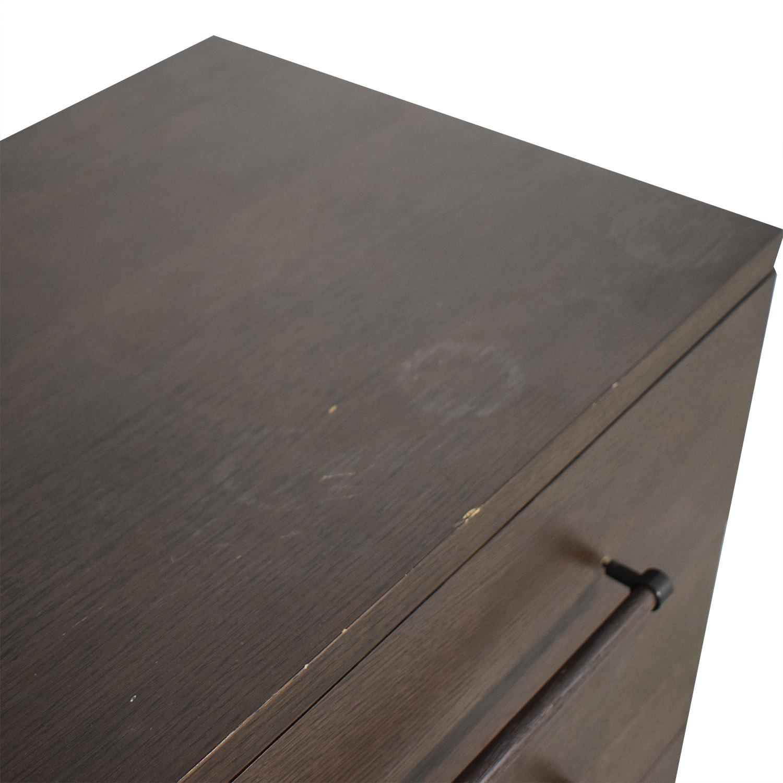 buy West Elm Nash 6-Drawer Dresser West Elm Storage