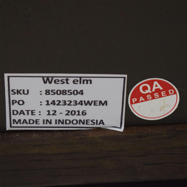 West Elm Nash 6-Drawer Dresser West Elm