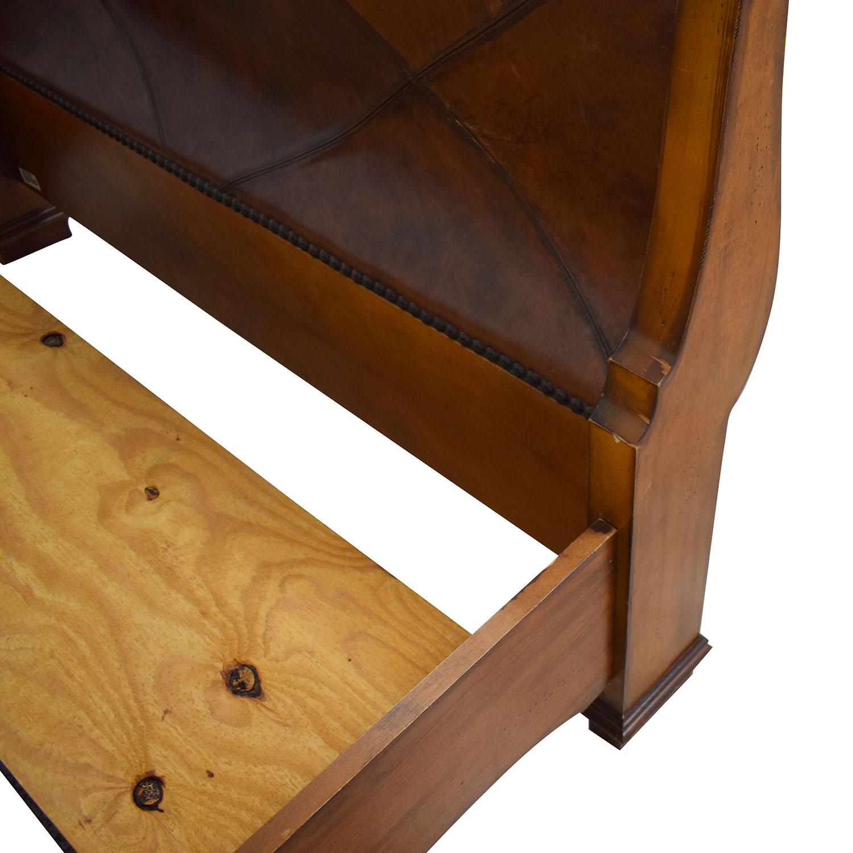 Lexington Furniture Lexington Furniture Wooden Sleigh Bed nyc