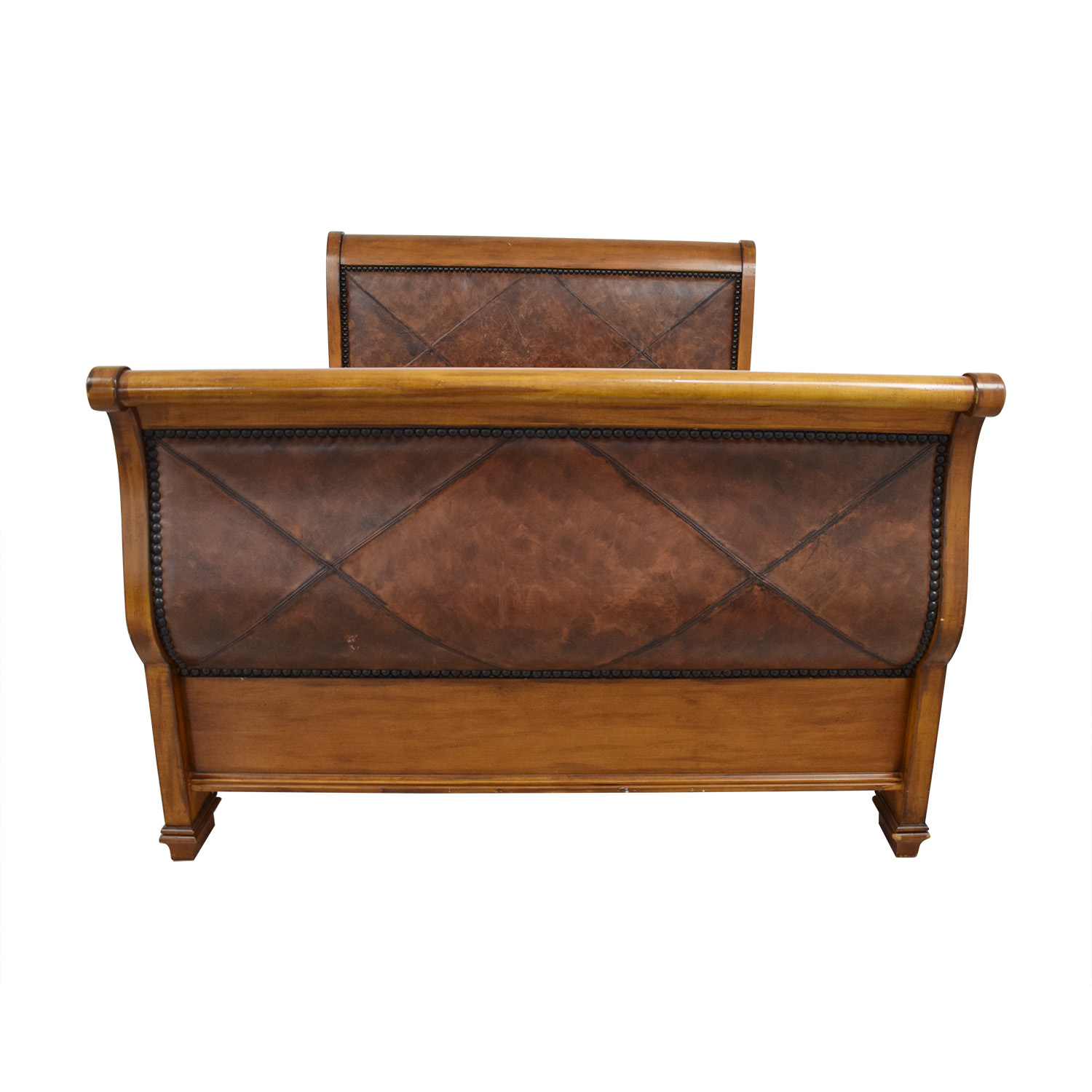 Lexington Furniture Wooden Sleigh Bed Lexington Furniture