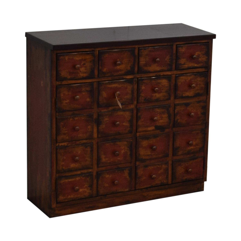 Pottery Barn Pottery Barn Andover Cabinet nyc