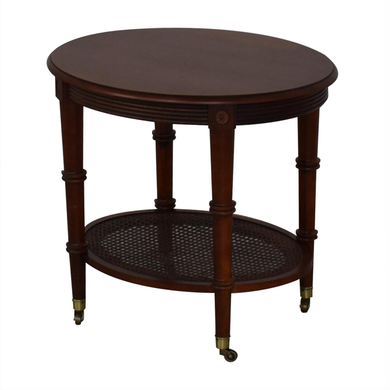 buy Ethan Allen Ethan Allen Freeport End Table online