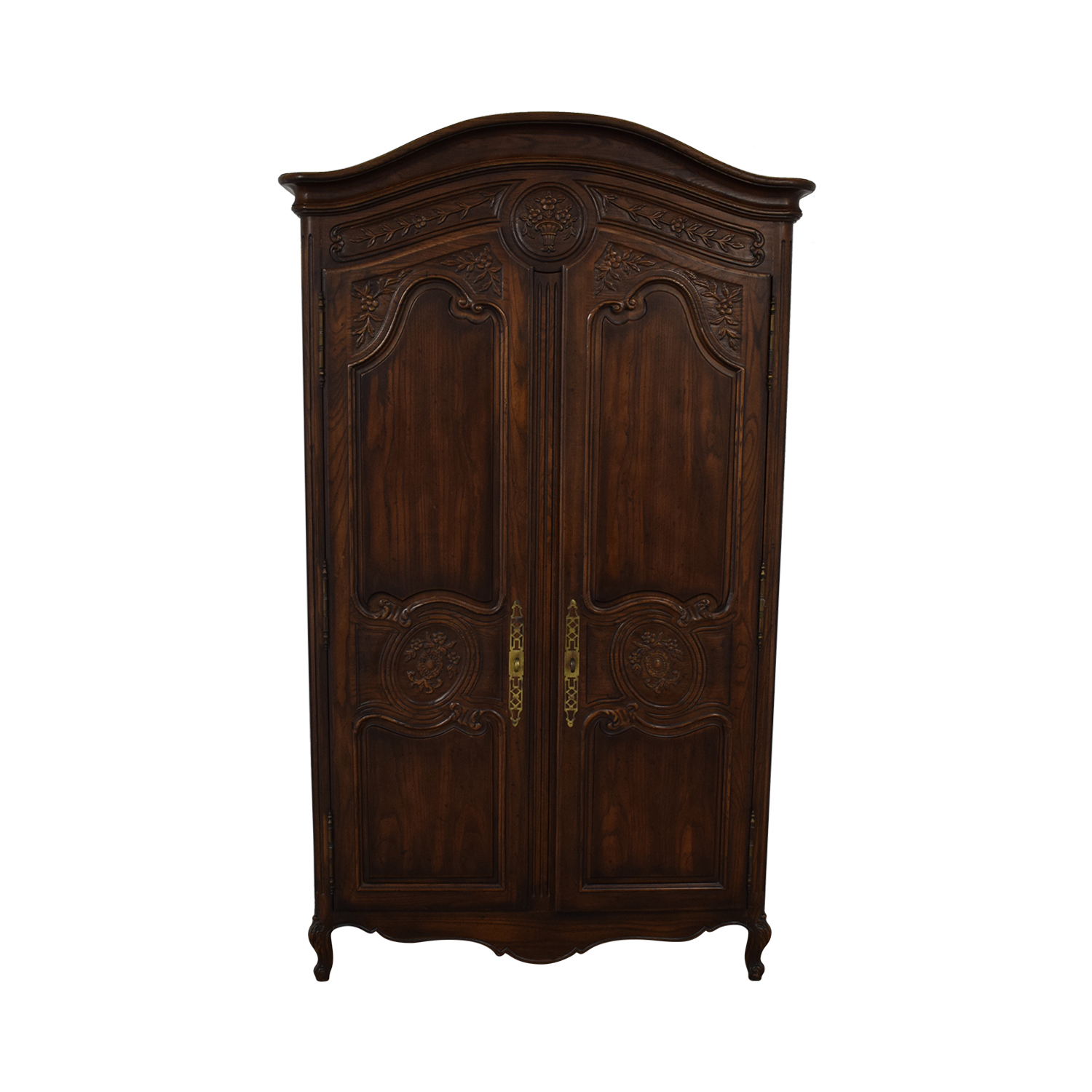 Henredon French Country Two Door Armoire sale