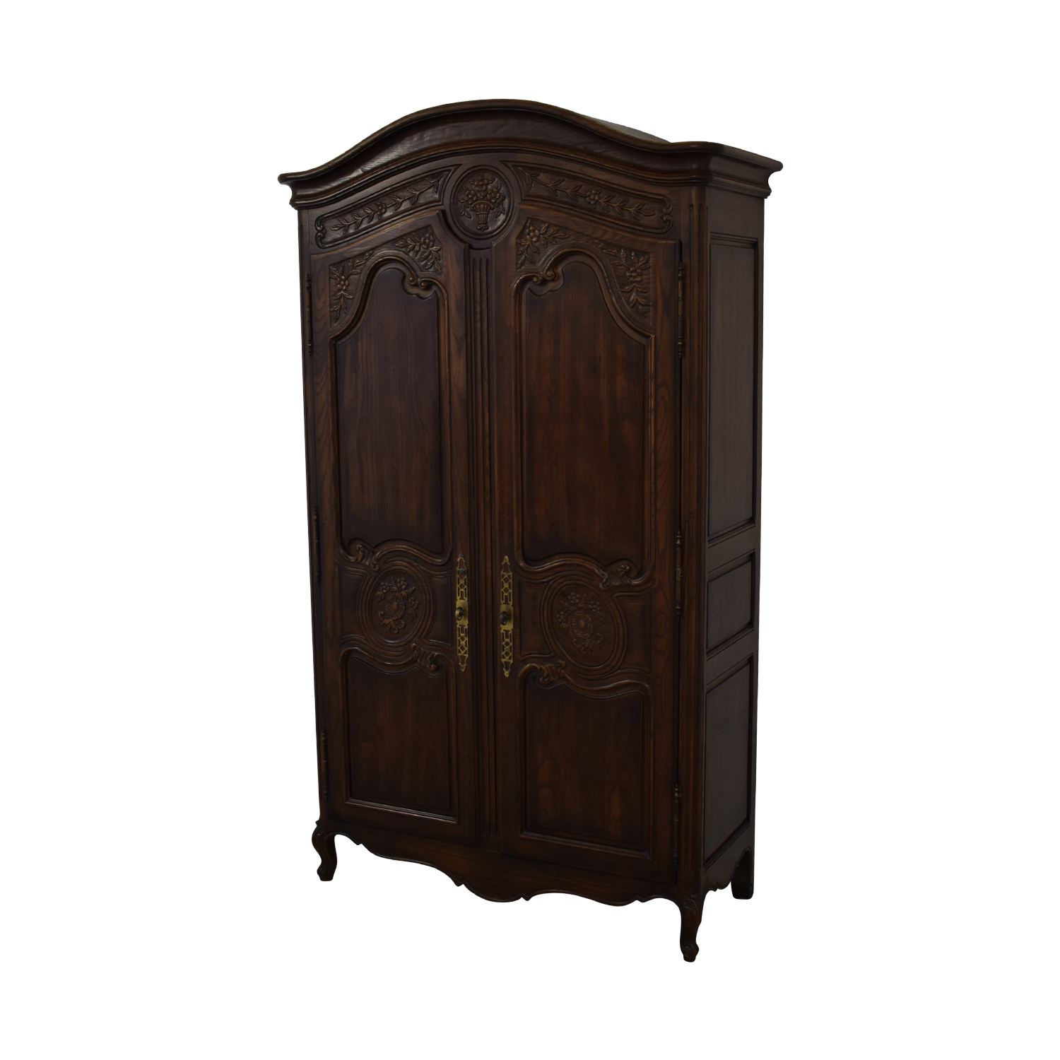 Henredon Furniture Henredon French Country Two Door Armoire used