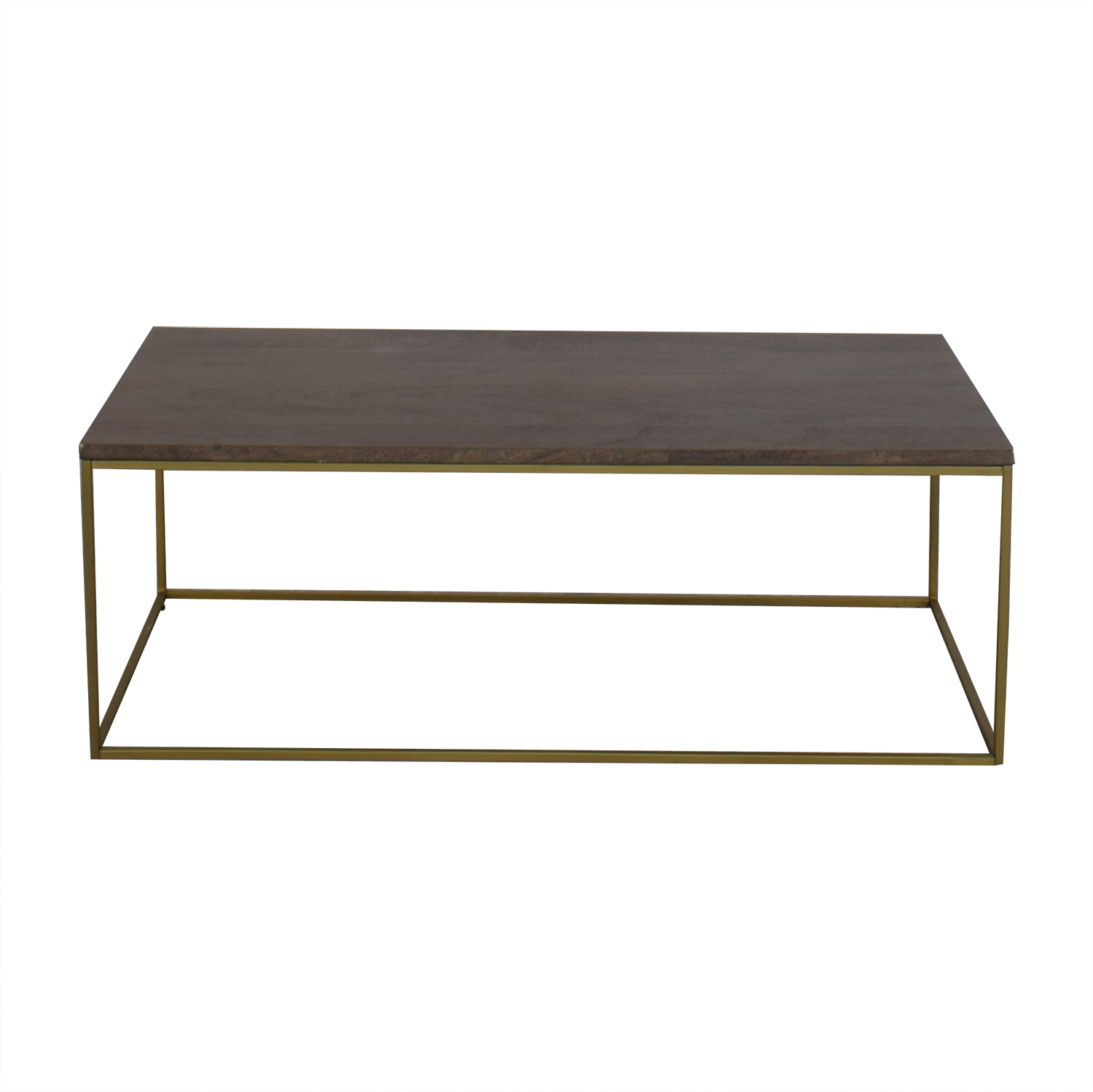 West Elm Streamline Coffee Table West Elm