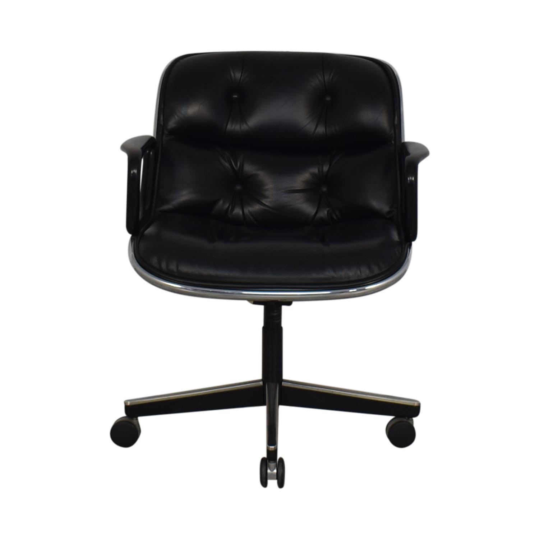buy Knoll Pollock Executive Chair Knoll