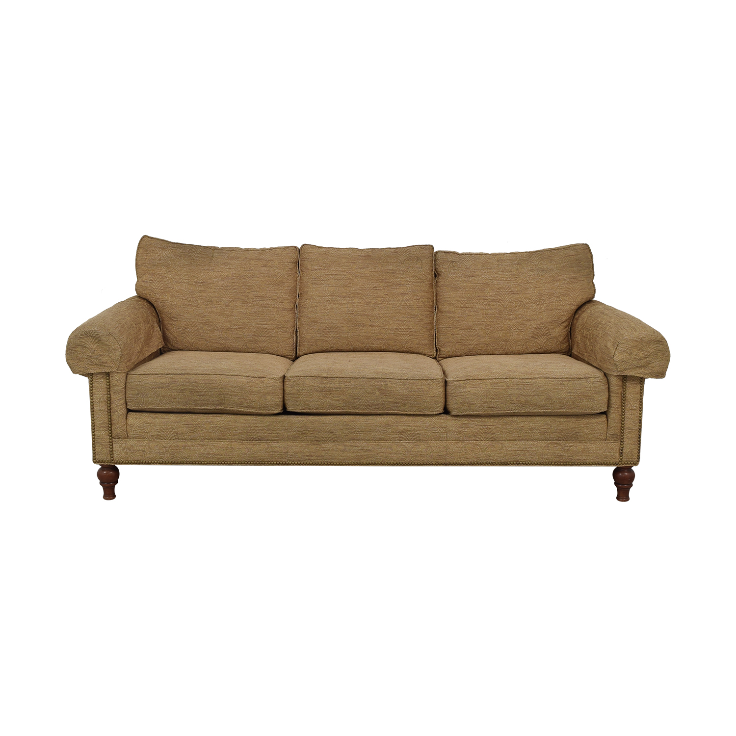 Ethan Allen Ethan Allen Three Cushion Sofa on sale