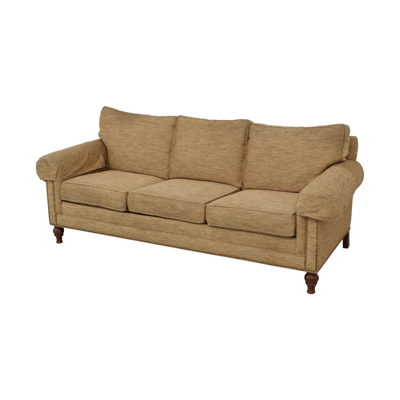 Ethan Allen Ethan Allen Three Cushion Sofa discount
