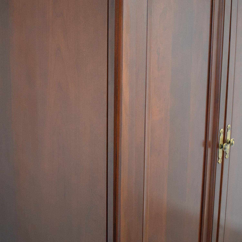 Ethan Allen Regency Media Cabinet / Wardrobes & Armoires