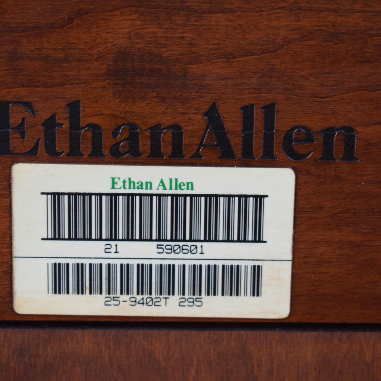 buy Ethan Allen Regency Media Cabinet Ethan Allen Storage