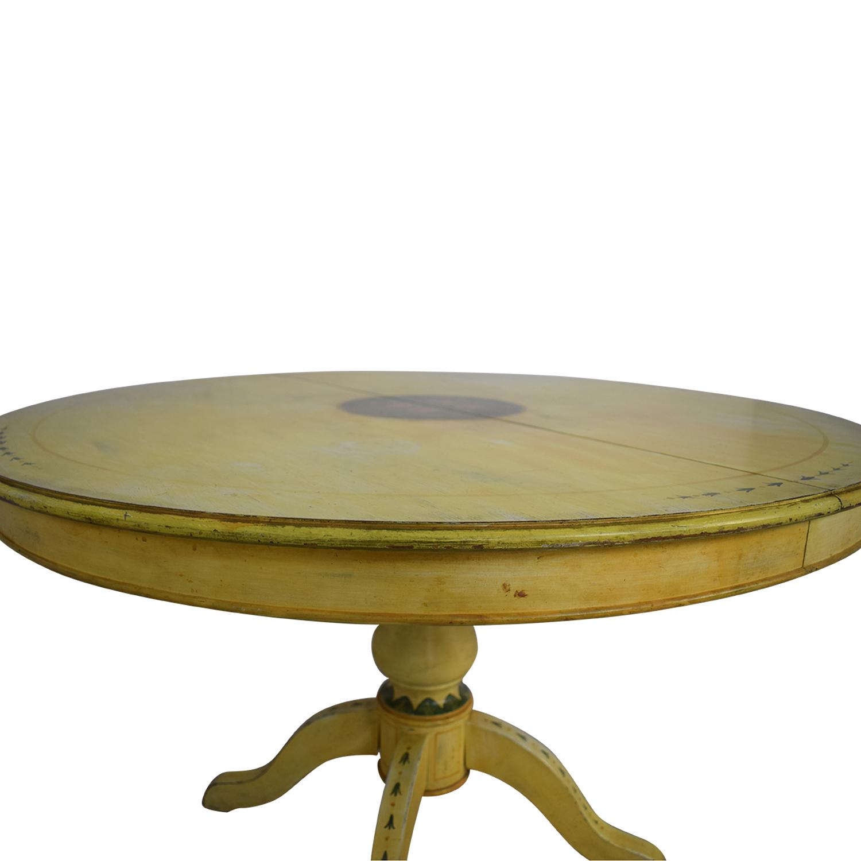 buy ABC Carpet & Home Pedestal Kitchen Table ABC Carpet & Home Dinner Tables