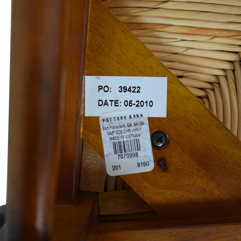 Pottery Barn Pottery Barn Dining Chairs nj
