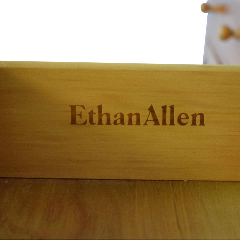 Ethan Allen Ethan Allen Shaker Nightstands second hand